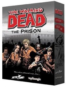 The Walking Dead: The Prison – Board Game
