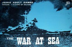 The War At Sea (first edition)