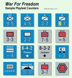 The War For Freedom: 1861-1865