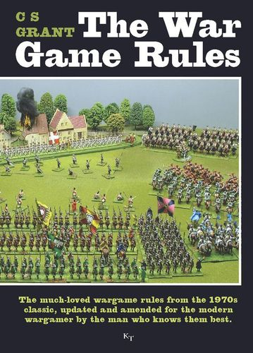 The War Game Rules