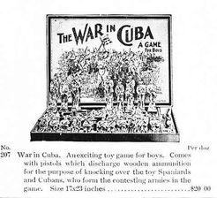 The War in Cuba