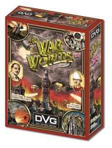 The War of the Worlds: England