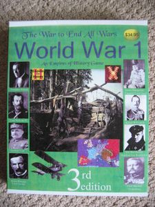 The War to End All Wars: Box Set Edition