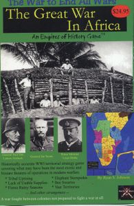 The War to End All Wars: The Great War in Africa