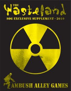 The Wasteland: SOG Exclusive Supplement – 2010