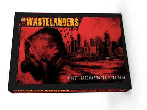 The Wastelanders: 2048