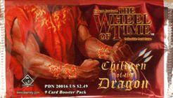 The Wheel of Time Collectible Card Game: Children of the Dragon