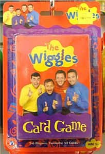 The Wiggles Card Game