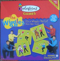 The Wiggles: It's a Wiggly Party!