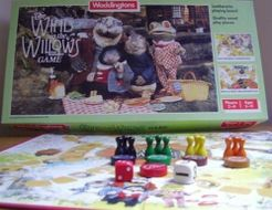 The Wind in the Willows Game