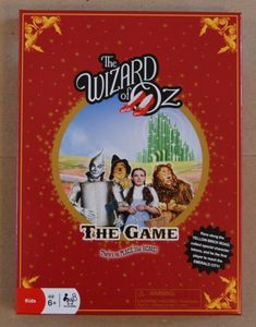 The Wizard of Oz: The Game