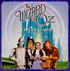 The Wizard of Oz Trivia Game