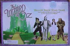 The Wizard of Oz Yellow Brick Road Game