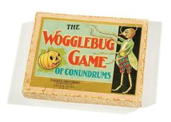 The Wogglebug Game of Conundrums