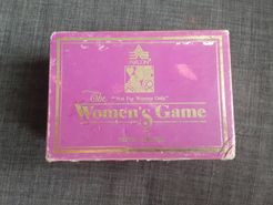 The Woman's Game Trivia Card Set
