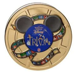 The Wonderful World of Disney Trivia Game