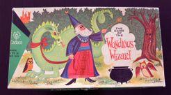The Wondrous Wizard Game