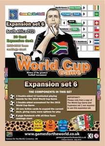 The World Cup Game: Expansion Set 6