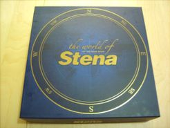 The world of Stena: let the game begin
