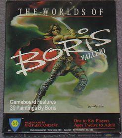 The Worlds of Boris Vallejo