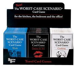 The Worst-Case Scenario Card Game: Dating & Sex