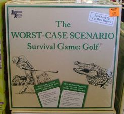 The Worst-Case Scenario Survival Game: Golf