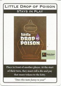 The Worst Game Ever: Little Drop of Poison Promo