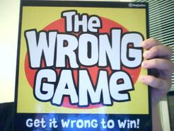 The Wrong Game