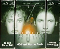 The X-Files Collectible Card Game
