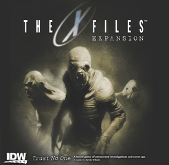 The X-Files: Trust No One Expansion