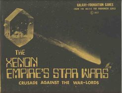 The Xenon Empire's Star Wars: Crusade Against the War-Lords