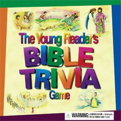 The Young Reader's Bible Trivia Game