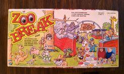 The Zoo Break Game