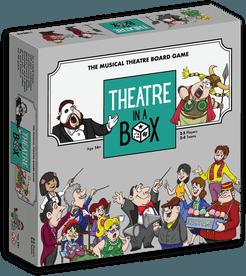 Theatre in a Box: The Musical Theatre Board Game