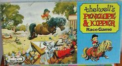 Thelwell's Penelope and Kipper Race Game
