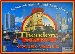 Theodore Tugboat Cargo Game