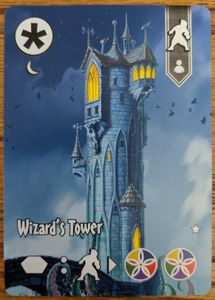 Thieves Den: Wizard's Tower Promo Card