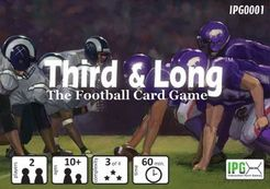 Third and Long: The Football Card Game