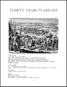 Thirty Years Warfare