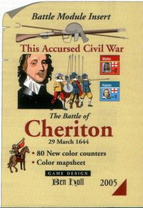 This Accursed Civil War: The Battle of Cheriton, 1644