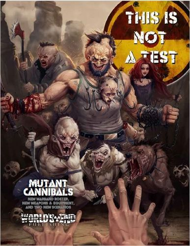 This Is Not a Test: Mutant Cannibals