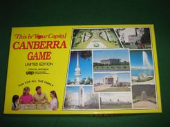 This Is Your Capital: Canberra Game