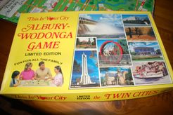 This Is Your City Albury-Wodonga Game