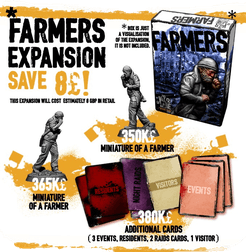 This War of Mine: Farmers