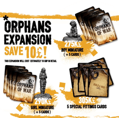 This War of Mine: Orphans