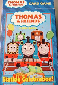 Thomas and Friends Card Game: Station Celebration!
