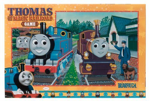 Thomas And The Magic Railroad Game