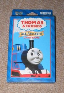 Thomas & Friends: All Aboard! Card Game