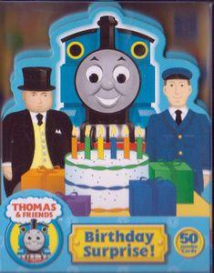 Thomas & Friends: Birthday Surprise Card Game
