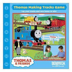 Thomas Making Tracks Game